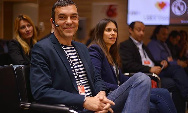 Novi 'payment' projekt Erste banke predstavio je Igor Strejček. (slike: Marina Filipović Marinshe)