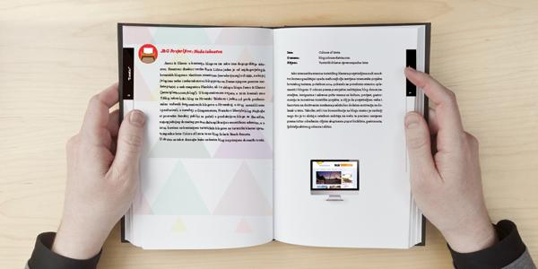 Kako je knjiga namijenjena digitalnim početnicima, a napredni korisnici mogu najnovije vijesti i trendove pratiti na blogu