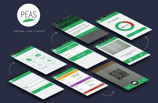 PEAS generira ispite, omogućava praćenje usvojenosti gradiva, objektivno ocjenjivanje i brzo ispravljanje ispita