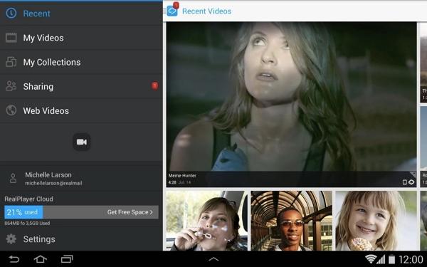 RealPlayer Cloud za Android je također razvijen u Zagrebu, unutar Pet minuta.