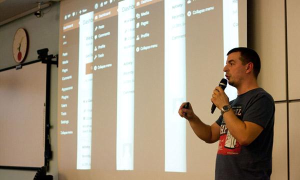 Milan Ivanović (jedan od organizatora beogradskog WordPress Meetupa) održao je zanimljivo predavanje na 2. WordPress Meetupu Zagreb