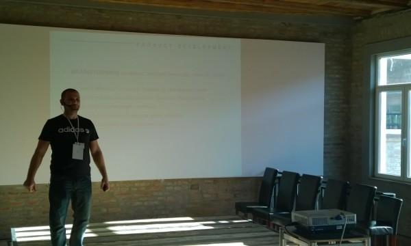 Vlatko Matijević napravio je pregled razvoja proizvoda - od ideje do proizvodnje.