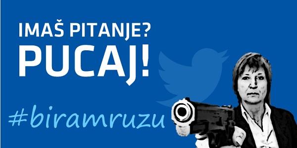 Dobar poster lajkova vrijedi (Izvori slika: Facebook stranice Ruže Tomašić i Tomislava Karamarka)