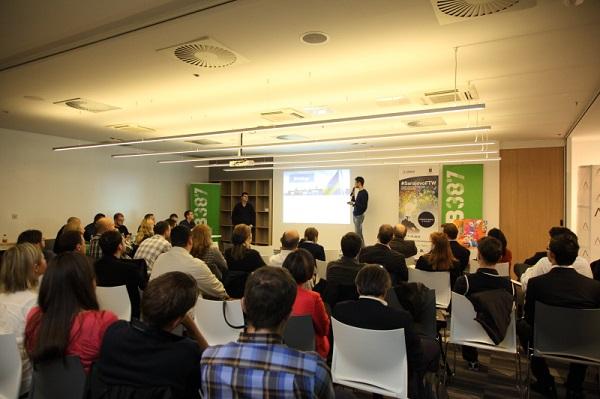 YuTransfer dobio je dvije karte za TechCrunch Disrupt u Londonu.