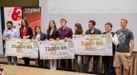 Od deset finalista, tri su bile aplikacije društveno odgovornog karaktera