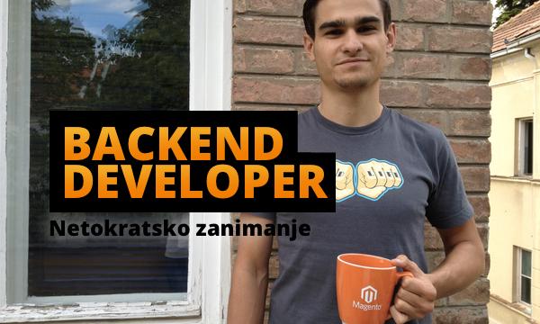Na pitanje iz naslova odgovara Petar Sambolek, backend developer u tvrtki Inchoo.