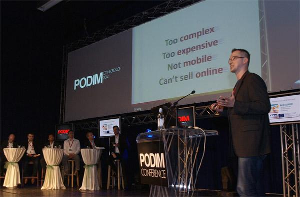 Jedini hrvatski startup na PODIM Challengeu bio je Orioly.