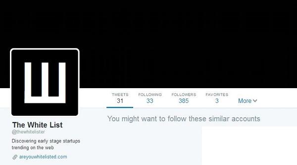 Najpraćeniji startupi objavljuju se preko Twittera