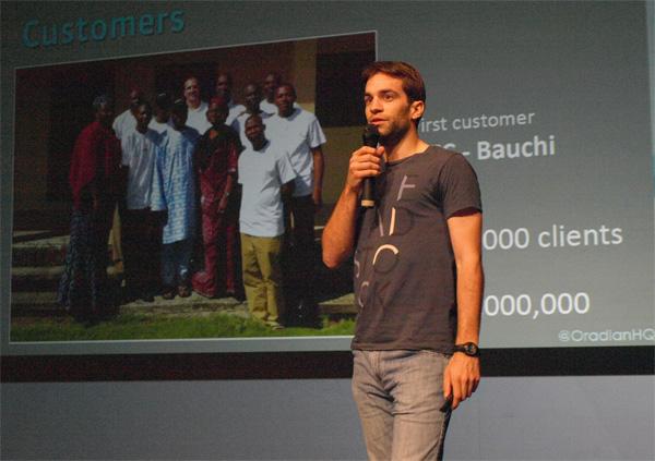 Oradian, pobjednički startup