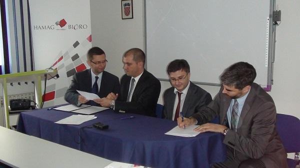 HAMAG-BICRO i Razvojna Agencija Zagreb svojim programom žele pomoći poduzetnicima na samom početku