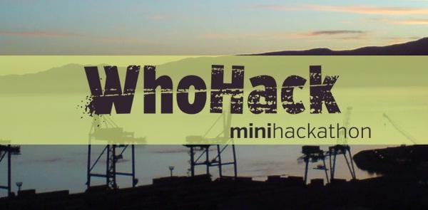 Na ovogodišnjem WhoHacku 24 su natjecateljska mjesta