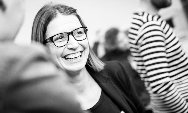 Ana Penović, Chief Content Officer u Jasno i Glasno (slika: Mario Poje)