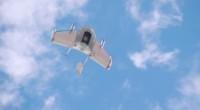 Google Wing ima ponešto drukčije dronove (Izvor: TechCrunch)