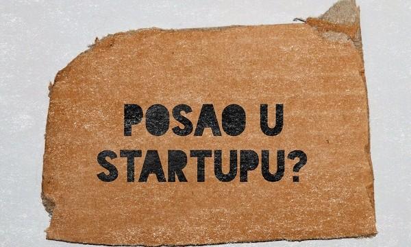 Posao u startupu