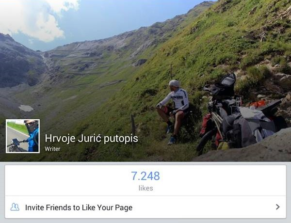 Hrvoje Juric FB pages
