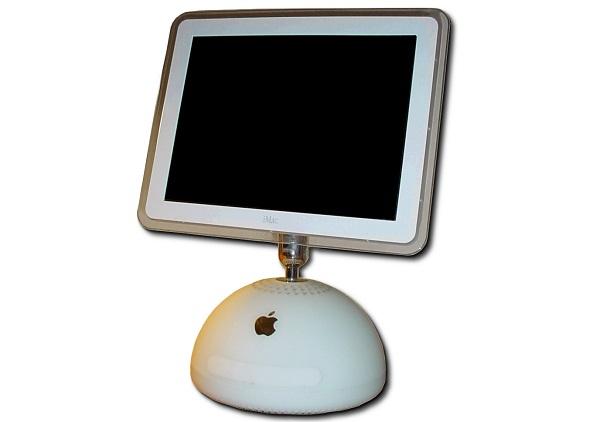 iMac G4 - primjer inovativnog produkt dizajna.