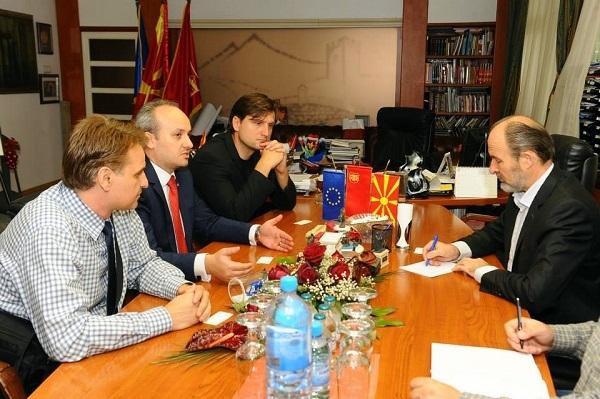 U Skopju je pokrenut dijalog o zelenim tehnologijama.