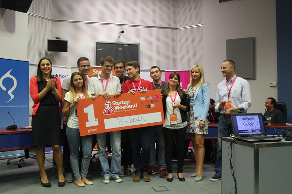 Pobjednici Startup Weekenda u dva su dana stvorili svoj MVP Pobjednici Startup Weekenda u dva su dana stvorili svoj MVP