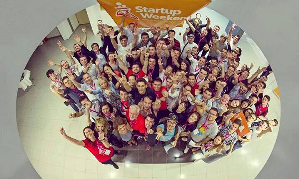 Organizatori Startup Weekenda Skopje mogu se pohvaliti odličnim događajem  (Slika:  Creatrix Studio)