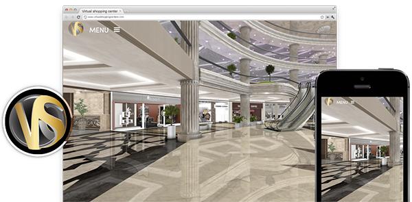 Virtual Shopping Centar dostupan je kao web, ali i mobilna aplikacija