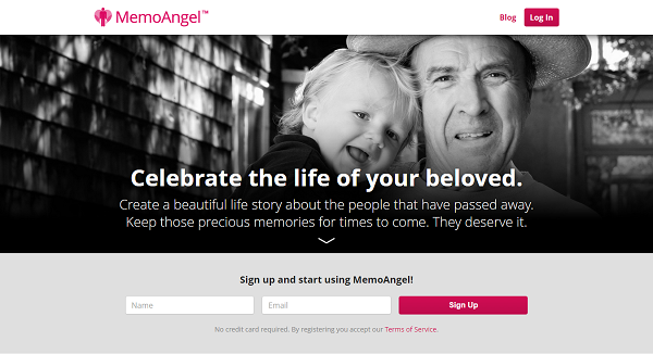 MemoAngel slavi život, ne oplakuje ga.