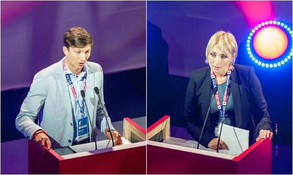 Unatoč nezavidnoj situaciji u Ukrajini, konferencija je započela u optimističnom tonu