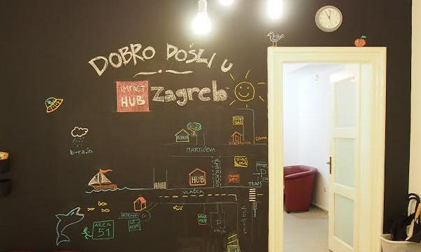 """Projekti u The Inkubatoru mogu koristiti prostore """"kolaborativnog"""" prostora u Impact Hubu Zagreb"""