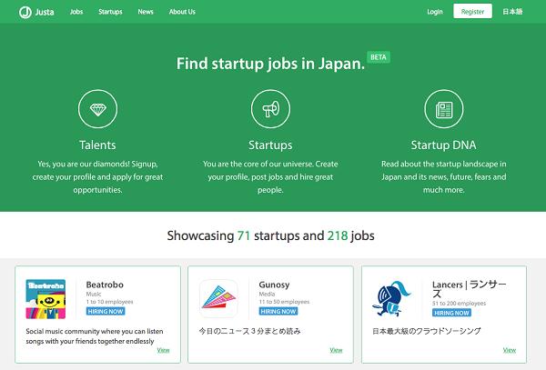 Justa želi biti platforma za zapošljavanje u startupima, a dugoročni cilj je pomaganje tamošnjoj startup zajednici.