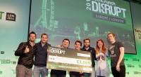 TC Disrupt Hackathon naslovna