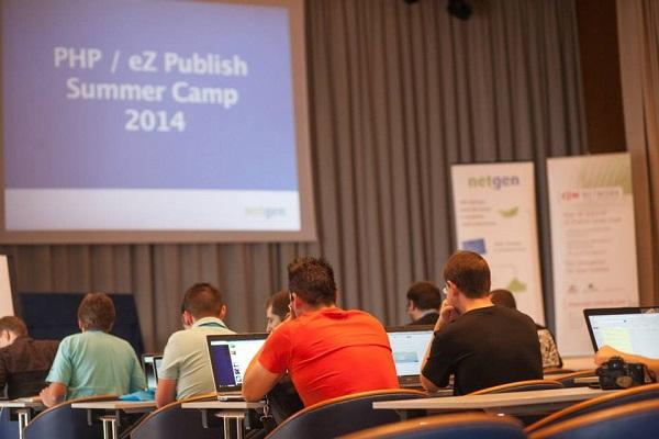 ezPublish camp 1