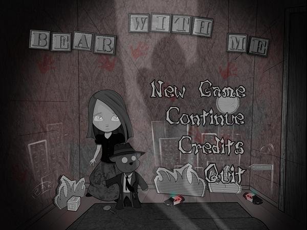 Protagonisti su djevojčica Amber i njen medvjedić, umirovljeni detektiv