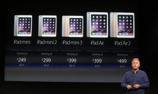 Apple sada u ponudi ima čak pet verzija popularnog tableta