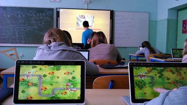 Informatizacija školstva ne vrijedi mnogo bez prilagođenog sadržaja, a 'digitalne' lektire samo su dio cijele priče (Slika: OŠ Veliki Bukovec)