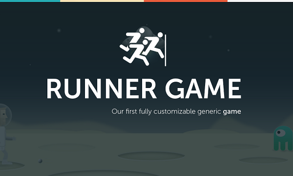 Protrčite kroz novu generičku Facebook igru Socialpuzzlea, Runner Game