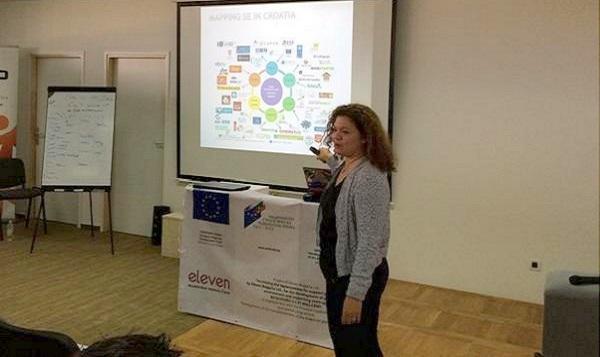 Dio StartTrek događanja namijenjen je i edukaciji osnivača startupa.