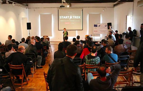 Atmosfera sa Start Trek događaja u Beogradu (Foto: Eleven Facebook Page)