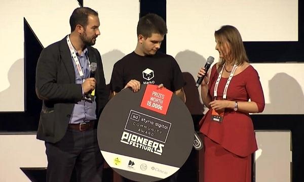 MarkO je na Pioneersu osvojio Community Award u vrijednosti 15.000 eura!