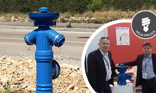 Moja prilika telemetrijski hidrant