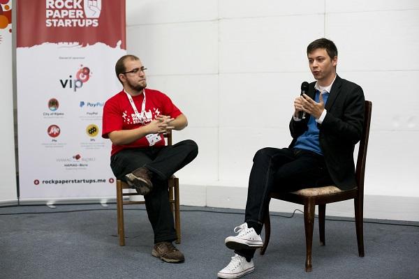 Ivan Brezak Brkan i Daniel Ackermann godinu dana poslije ponovno su se našli u Rijeci kako bi pričali o investiciji u Degordian (slika: Luka Travaš)