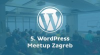 5. WordPress Meetup Zagreb