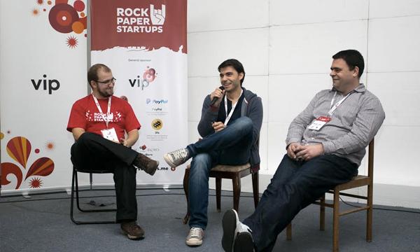 """""""Startupi iz agencija moraju proći iste korake kao i svi drugi"""" - Dilyan Dmitrov i Nebojša Lazić (Foto: Luka Travaš)"""