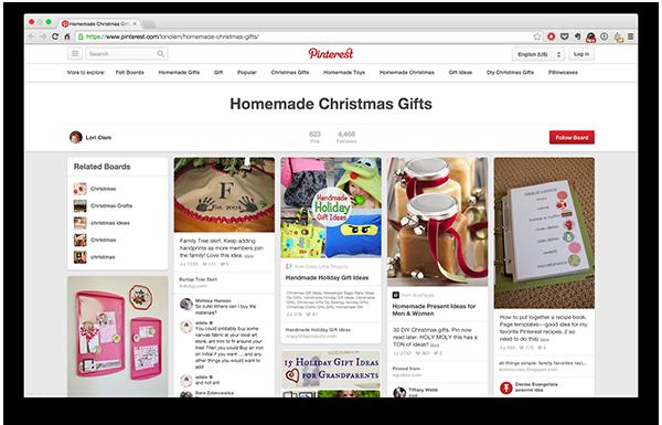 Možda se savršen poklon za vaše najbliže nalazi upravo na Pinterestu!