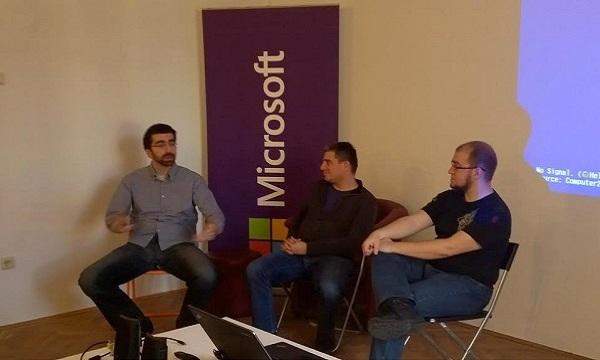 O svojim iskustvima pričali su Marko Linke iz Repslyja i Gorjan Agačević iz Driver Copilota
