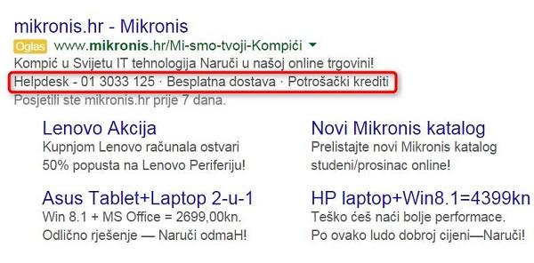 Google oglasavanje 1