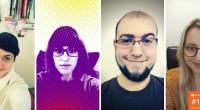 Otišli smo toliko daleko da smo koristili Lumia Selfie aplikaciju. :P