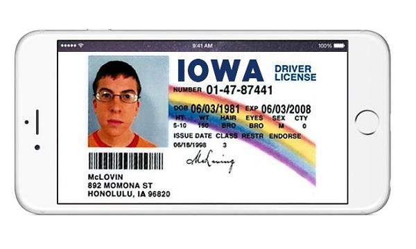 Iowa bi mogla biti prva zemlja SAD-a koja digitalizira vozačke dozvole. Izvor: Gizmodo