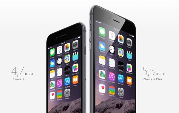 A što drugo odabrati nego iPhone 6? Apple vas neće 'zbunjivati' s previše različitih pametnih telefona odjednom.