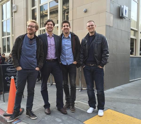 Marohnić, Treichel, Abrus i Stanković u SAD-u gdje je većina Shoutemovih kupaca...