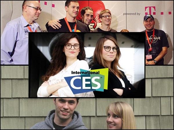 CES je mjesto na kojem startupi mogu dobiti vrijedne kontakte