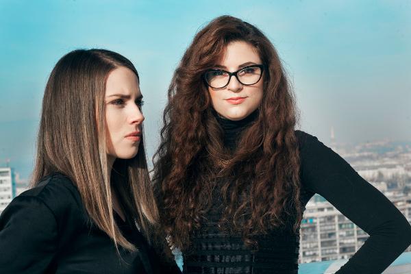 Ana Burica i Josipa Majić, suosnivačice Teddy the Guardiana